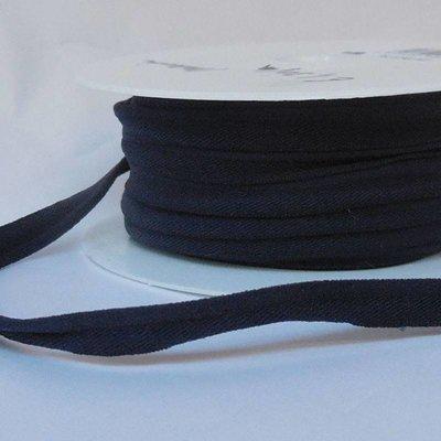 Elastische paspel - marineblauw