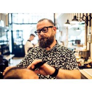 Zonen09 Patroon - Theo (Zonen09) voor mannen (mannenhemd)