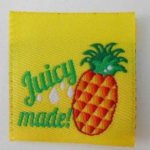 Innaailabel 'Juicy Made