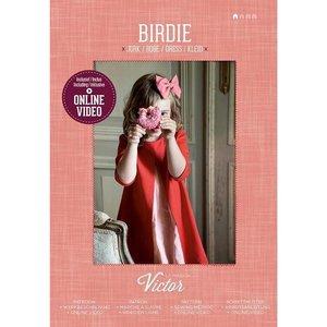 La Maison Victor Patroon - La Maison Victor - Birdie dress