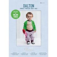 La Maison Victor Patroon - La Maison Victor - Dalton baby-& peuterbroekje
