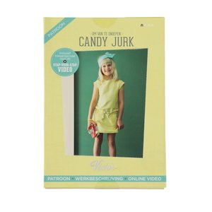 La Maison Victor Patroon - La Maison Victor - Candy dress
