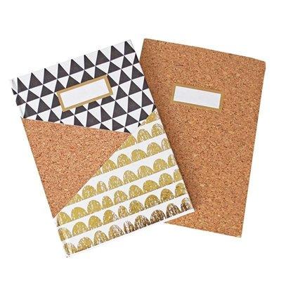 DIY-pakket - Notitieboekjes - Kurk