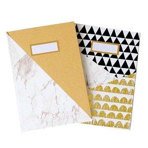 DIY-pakket - Notitieboekjes - MARMER