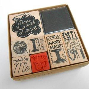 Stempelset - Handmade