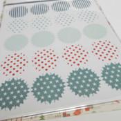 Stickers: winter & kerst
