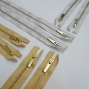 Gouden rits 18 cm (YKK)