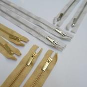 Gouden rits 40 cm (YKK)