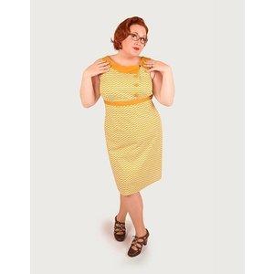 Rosie & me Brooke - patroon jurk (maat 44-54)
