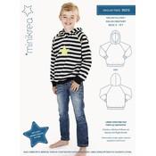 Minikrea - Raglan - patroon sweartshirt