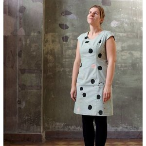 Compagnie M Patroon - Compagnie-M: Louisa Dress voor dames