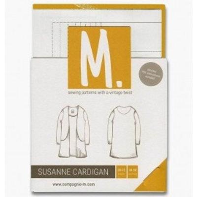 Compagnie M Patroon -  Compagnie-M: Susanne Cardigan voor dames