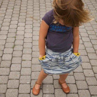 Compagnie M Patroon - Compagnie-M:  Lotta rok voor meisjes