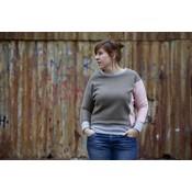 Compagnie M Patroon - Compagnie-M: Julia sweater voor tieners en vrouwen