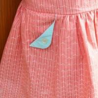 Compagnie M Patroon - Compagnie-M: Lotta jurk voor meisjes