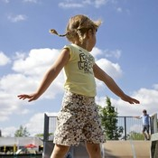Compagnie M Patroon - Compagnie-M: Nina skirt & culottes voor meisjes