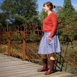 Compagnie M - Lotta rok voor tieners en vrouwen - patroon