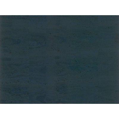 Kurkleer donkerblauw