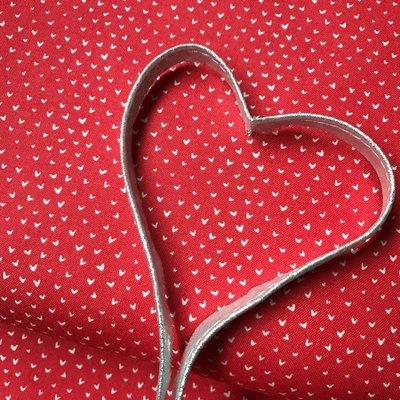 Dear Stella Katoen - Dear Stella - Hearts Tomato