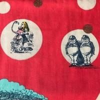 Double Gauze - Alice in Wonderland