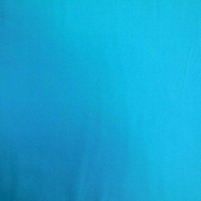 Effen katoen - hemelsblauw