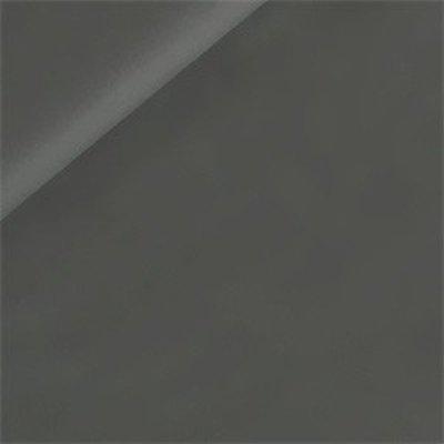 Effen stof - Metaal grijs