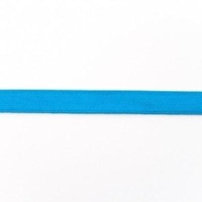 Elastiek 15 mm Aqua