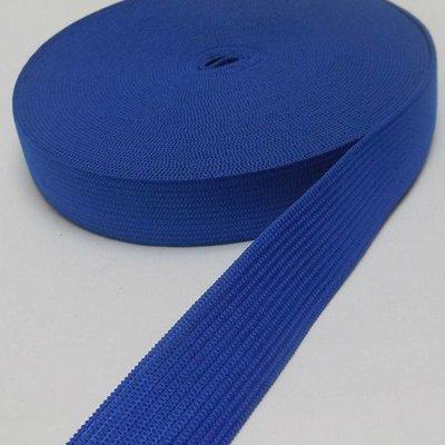 Elastische tailleband - blauw (2,00 cm)