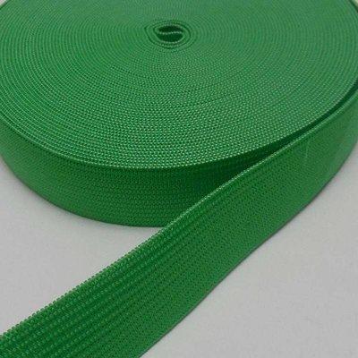Elastische tailleband -groen (2,00 cm)