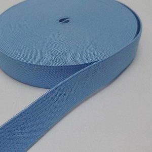 Elastische tailleband -lichtblauw (2,00 cm)