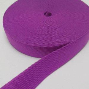 Elastische tailleband -purper (2,00 cm)