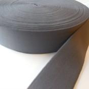 Elastiek - grijs (3,80 cm)