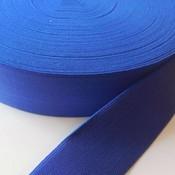 Elastiek - Koningsblauw (3,80 cm)