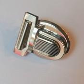 Tassluiting zilver, kliksluiting