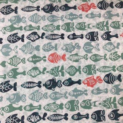 Katoen - Hilco - Little Fishies