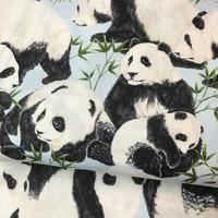 Katoen - Timeless Treasures - Panda