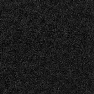 Katoen - Zwart met zilver stipjes