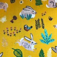 Birch Biokatoen - Birch - Hidden garden rabbits
