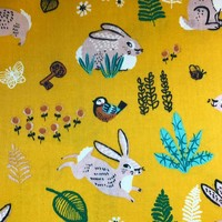Birch - Biokatoen - Hidden garden rabbits