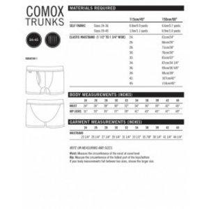 Comox onderbroek (Thread Theory)