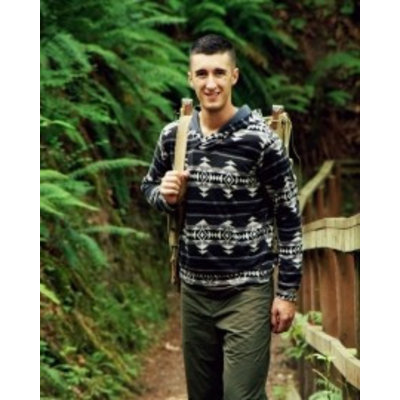 Thread Theory Finlayson Sweater - patroon