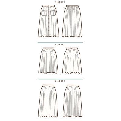 Colette Patterns - Zinnia 1027 - patroon