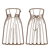 Colette Patterns - Eclair 1004 - patroon