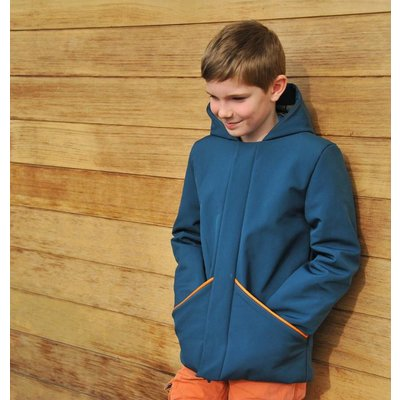 Compagnie M Patroon - Compagnie-M: Lewis Coat for boys