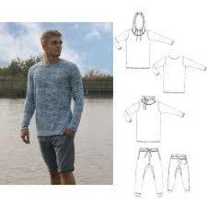 Shirt en Broek voor mannen 1080
