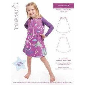 Patroon - Minikrea: Spencerjurk (4-10 jaar)