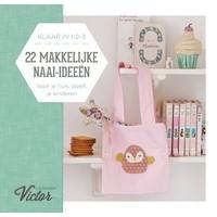 Boek - 22 makkelijke naai-ideeën