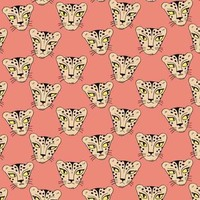 About Blue Fabrics Sweater - Eva Mouton - Cheetah