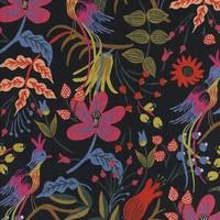 Cotton & Steel Canvas - Rifle Paper Co - Les Fleurs