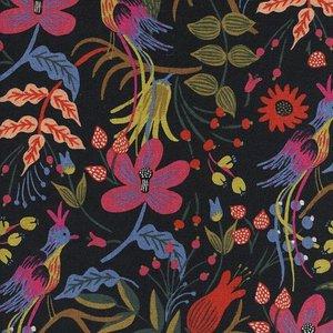 Cotton & Steel Canvas - Cotton & Steel - Paper RifleCo - Les Fleurs